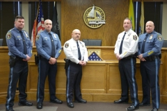 2016 Chief and Command Staff