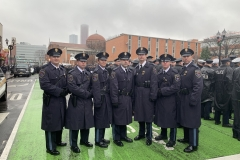 Honor Guard in Jersey City